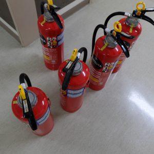 火災想定防災訓練