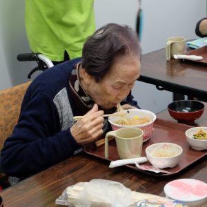 カップラーメン茶話会
