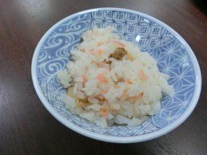 静岡県名産 サクラエビご飯